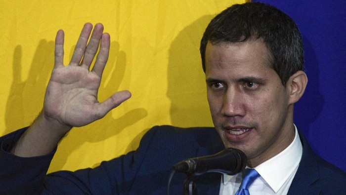 Juan Guaido, pimpinan oposisi Venezuela