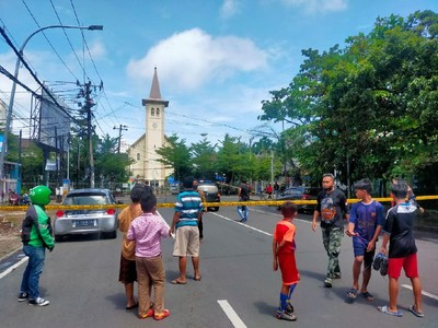 Sejarah Gereja Katedral Makassar Punya Jejak Toleransi di Masa Lalu