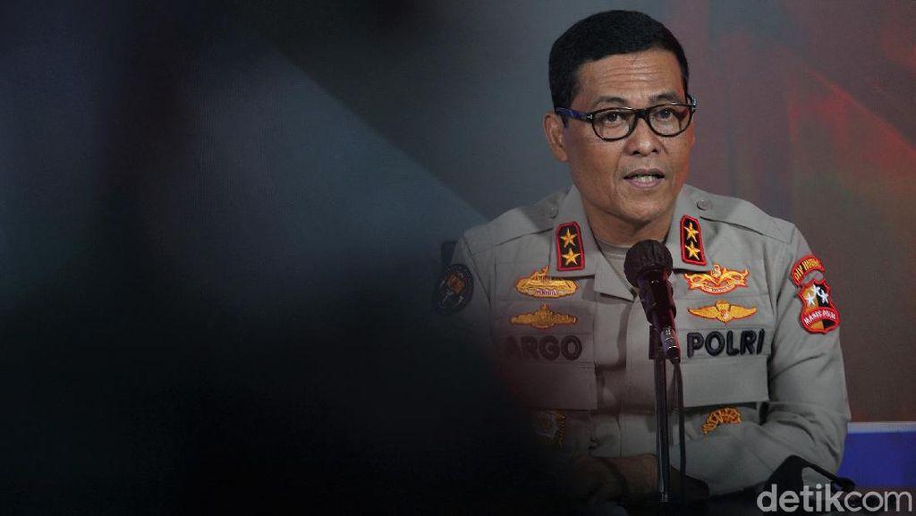 Respons Polri soal Habib Hanif Curigai Drone Wira-wiri Saat HRS Sembunyi