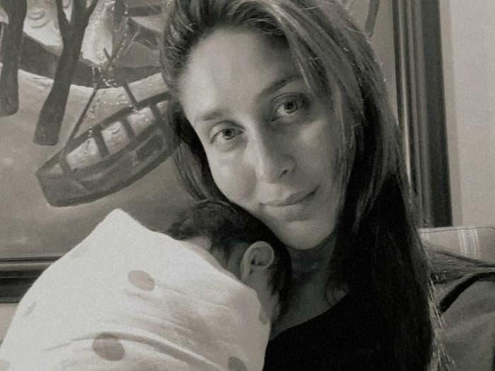 Potret Kareena Kapoor usai melahirkan