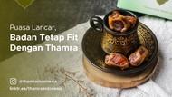 Pilihan Makanan Ramadan Bantu Tubuh Tetap Fit Selama Puasa