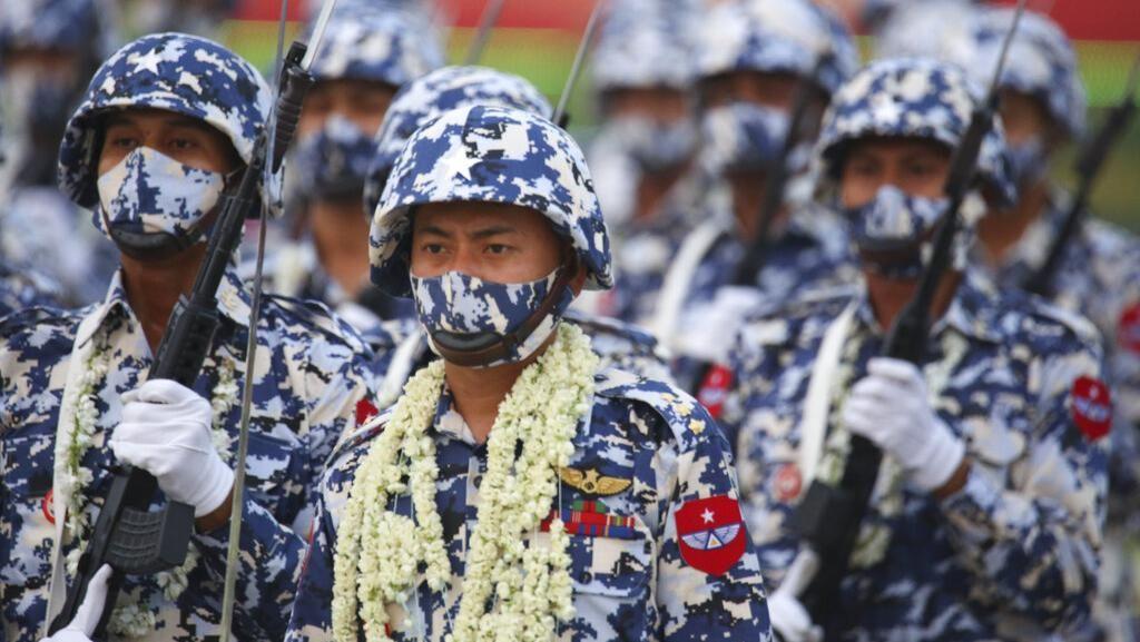 Tentara Myanmar Lepas Tembakan Peringatan ke Kapal Polisi Thailand