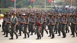 Sstt... Junta Myanmar Disebut Pakai Drone China untuk Pantau Demonstran