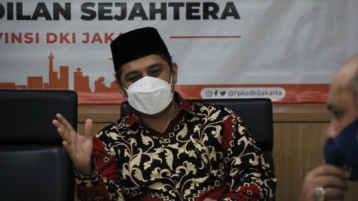 Sekretaris Fraksi PKS DPRD DKI Jakarta, Abdul Aziz