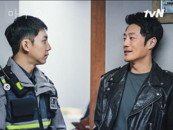 Adegan drama Korea Mouse