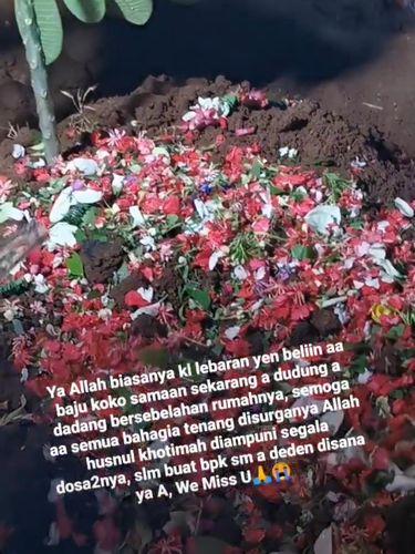 Kakak Boiyen meninggal