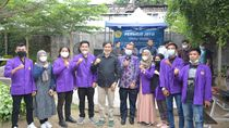 DPRD Harap Mahasiswa Bantu Awasi Pemungutan Suara Ulang Pilgub Jambi