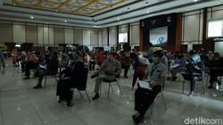 Program vaksinasi nusantara disambut baik oleh berbagai perguruan tinggi, salah satunya Institut Teknologi Nasional (Itenas) Bandung.