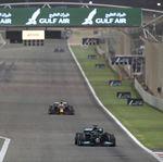 Kalahkan Verstappen, Hamilton Juara F1 GP Bahrain