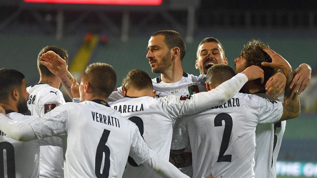 Hampir Saja Italia Dinetralkan Bulgaria