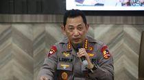 Daftar 50 Jenderal dan Perwira Menengah Polri yang Dirotasi