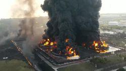 Usut Kebakaran Tangki, Polisi Periksa Pegawai Kilang Pertamina Indramayu