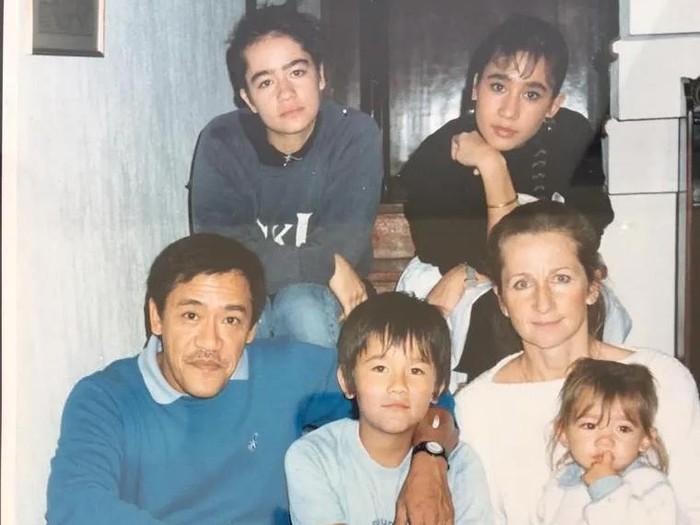 Keluarga Richard Ng
