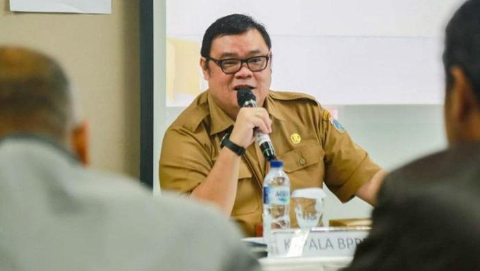 Kepala Badan Pelayanan Pengadaan Barang dan Jasa (BPPBJ) Provinsi DKI Jakarta, Blessmiyanda.