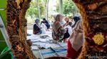 Kisah Perajin Batik Tulis Bertahan di Tengah Pandemi