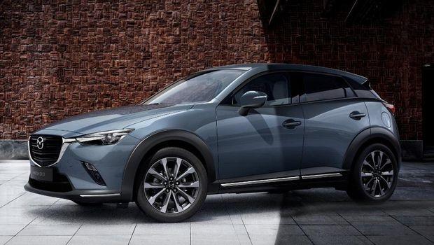 Mazda CX-3 1.5L meluncur di Indonesia pada 29 Maret 2021.