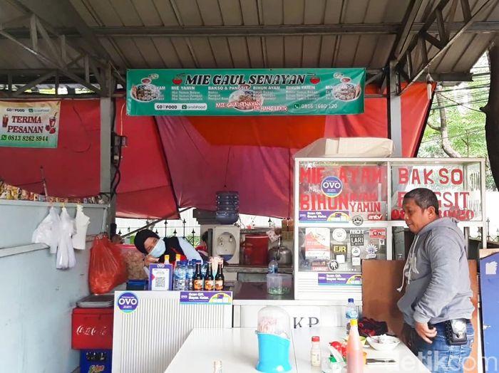 Mie Gaul Senayan; Sedapnya Mie Ayam dan Yamin Hidden Gems yang Tempatnya Asri