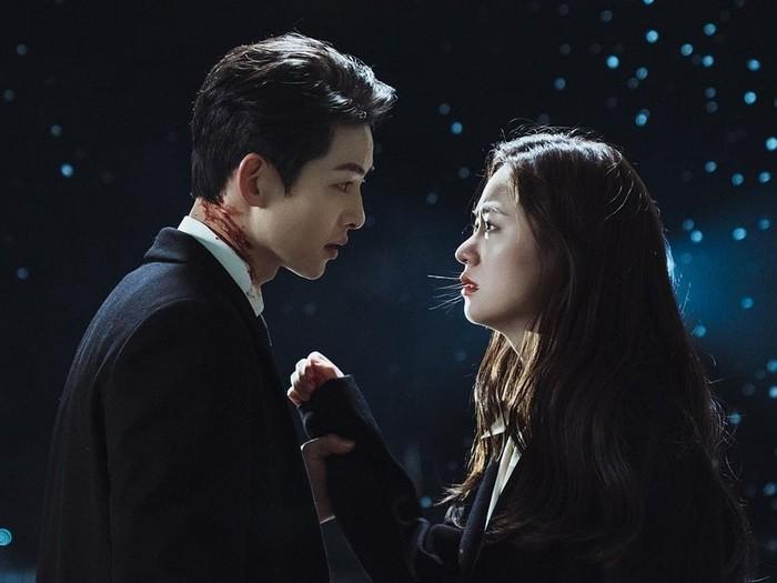 Momen Vincenzo dan Hong Cha Young