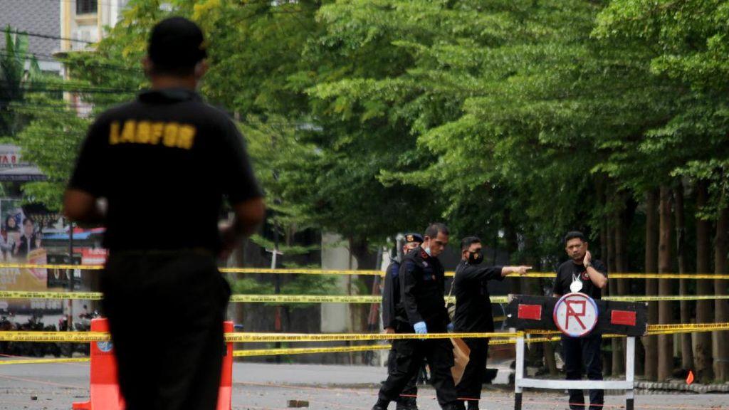 Kepala BNPT Ungkap Aksi Pasutri Bomber Makassar Sebagai Bulan Madu