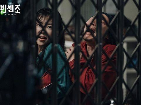 Pemain Drama Korea Vincenzo, Yang Kyung Won dan Seo Ye Hwa