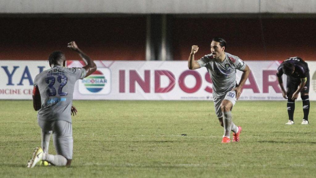 3 Pemain Persib Punya Kans Raih Sepatu Emas Piala Menpora 2021