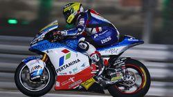 Kiprah Tim Indonesia di MotoGP Italia 2021, Pertamina Mandalika SAG Dapat Poin Lagi