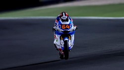 Kata Rider Tim Indonesia Usai Finis Kelima di Moto2 Prancis
