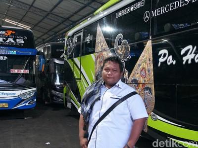 Soal Sopir Bus Ugal-ugalan, PO Haryanto: Ditindak!