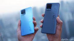 Realme 8 dan Realme 8 Pro yang Cocok untuk Anak Muda