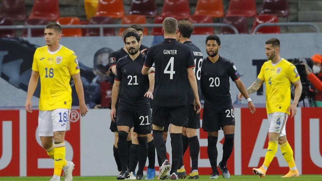 Hasil Kualifikasi Piala Dunia 2022: Jerman Menang 1-0 Atas Rumania