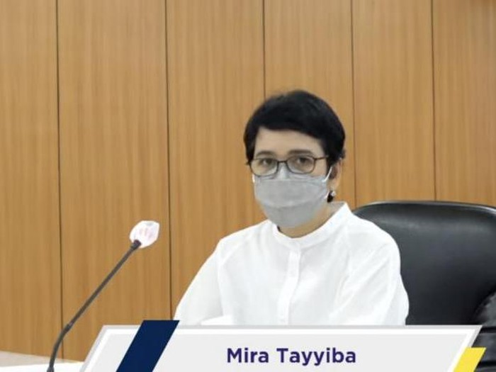 Sekretaris Jenderal Kominfo Mira Tayyiba