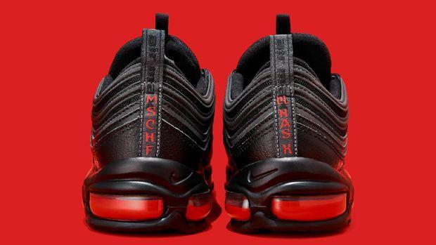 Lil Nas X rilis sneakers bernama Satan Shoes.