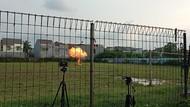 Detik-detik Tim Gegana Ledakkan 3 Bom Terduga Teroris di Condet