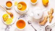 Tambahkan Jahe dan Lemon Agar Teh Hijau Makin Berkhasiat