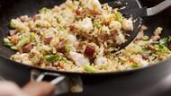 Trik Bikin Nasi Goreng Enak dan Tipe Kepribadian Sesuai Buah Favorit
