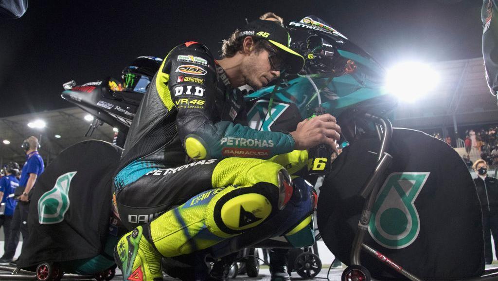 8 Rider MotoGP 2021 yang Belum Lahir Saat Valentino Rossi Debut