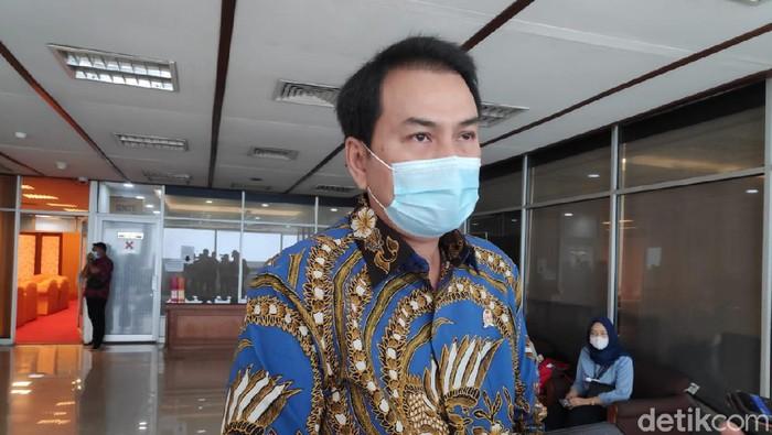 Azis Syamsuddin (Foto: Matius Alfons/detikcom)