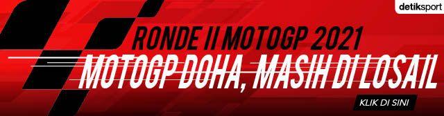 Banner MotoGP Doha 2021