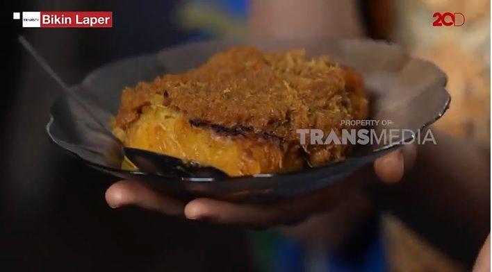 bikin laper: cicip ketan dan tape bakar