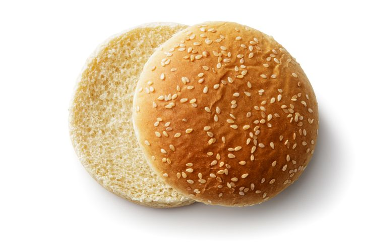 ciri khas burger premium
