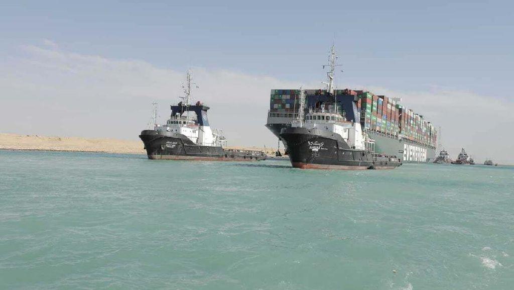 Terusan Suez Terdapat di Negara Mana? Yuk Lihat Fakta Menariknya
