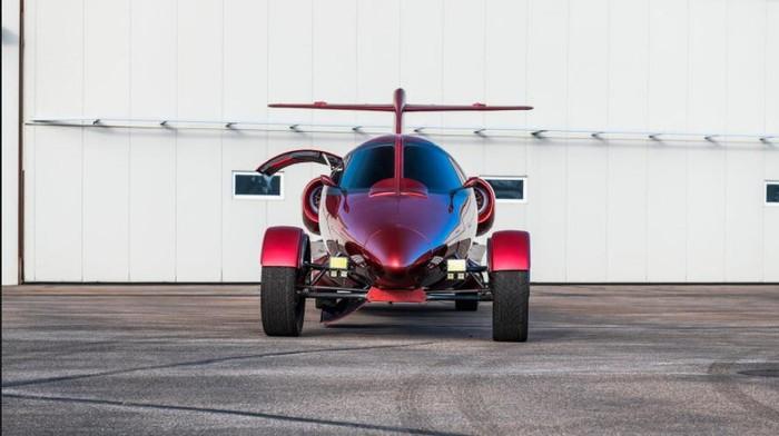Jet Pribadi Jalanan