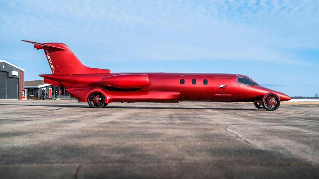 Jet Pribadi Jalanan yang Bisa Angkut 18 Penumpang, Ditawar Rp 8,4 Miliar Tak Dilepas!