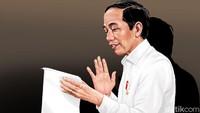 Jokowi: PPKM Level 4 Diperpanjang Sampai 2 Agustus
