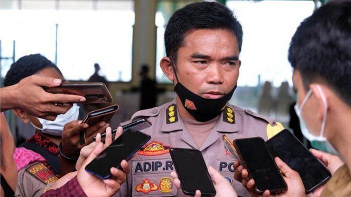 Kabid Humas Polda Malut Kombes Adip Rojikan (dok Polda Malut)