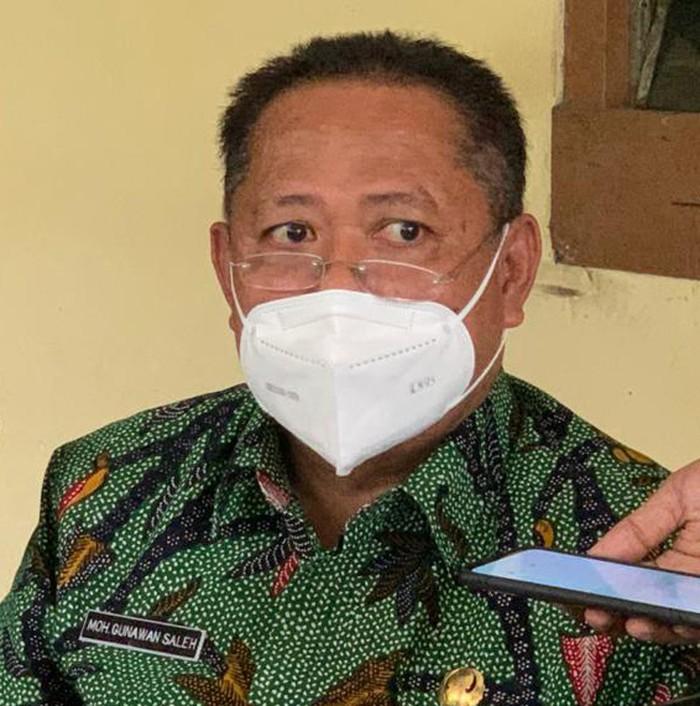Kadis Kelautan dan Perikanan Jawa Timur Gunawan Saleh