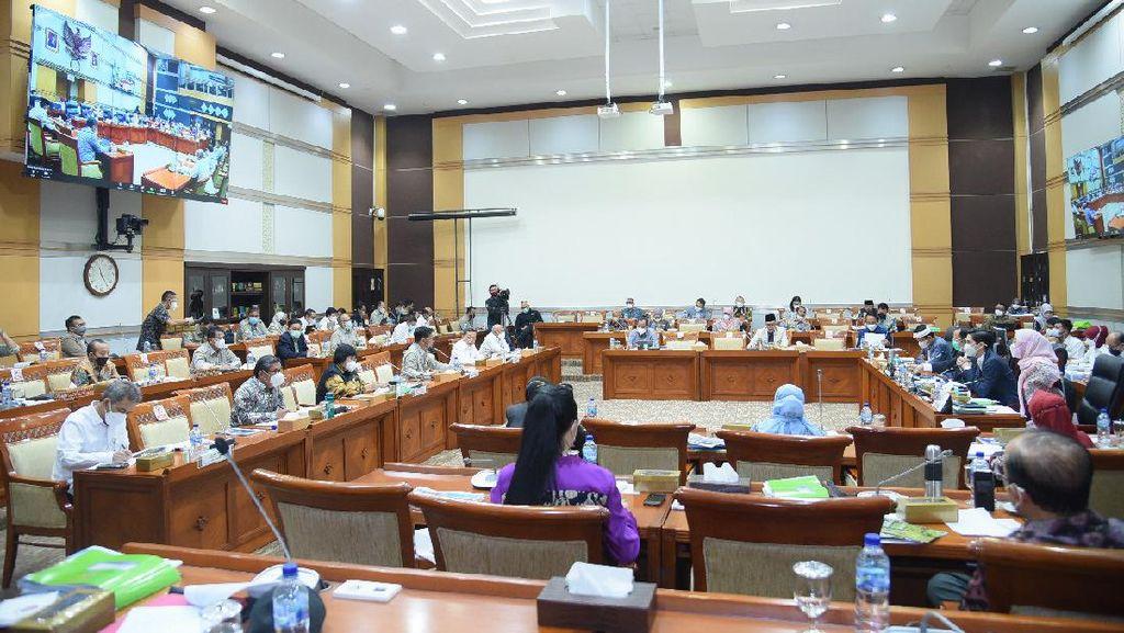 Upaya Ketahanan Pangan KLHK Dapat Dukungan dari DPR