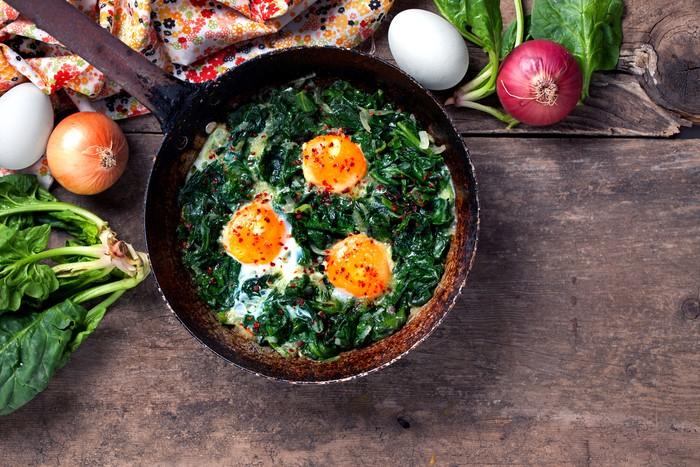 Makan Sayuran Hijau Tiap Hari Untuk Tulang Kuat dan Panjang Umur