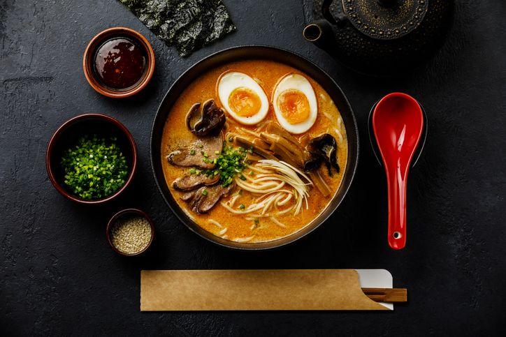 makanan khas jepang yang jadi favorit orang asing