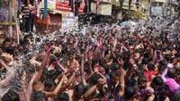 Kasus COVID-19 di India Mengganas, Disebabkan Varian Mutan Ganda?